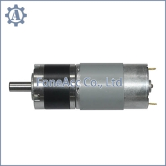 PGM36-555 36mm small Planetary Geared DC Motor